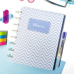 Flex Planner | Chevron Pastel