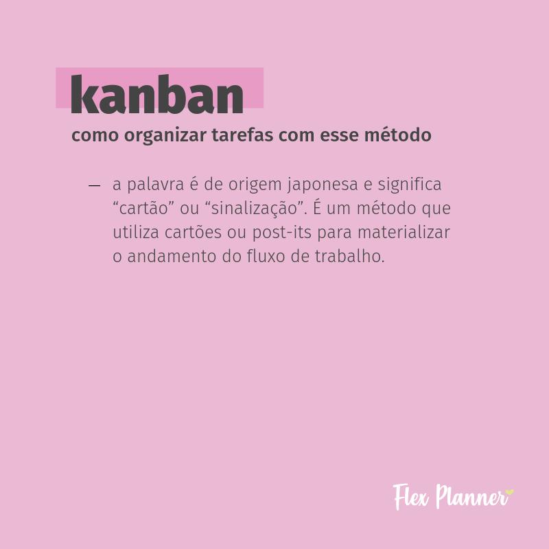 Kanban: como organizar as tarefas com esse método