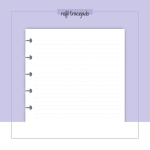 Refil de Caderno – Tradicional